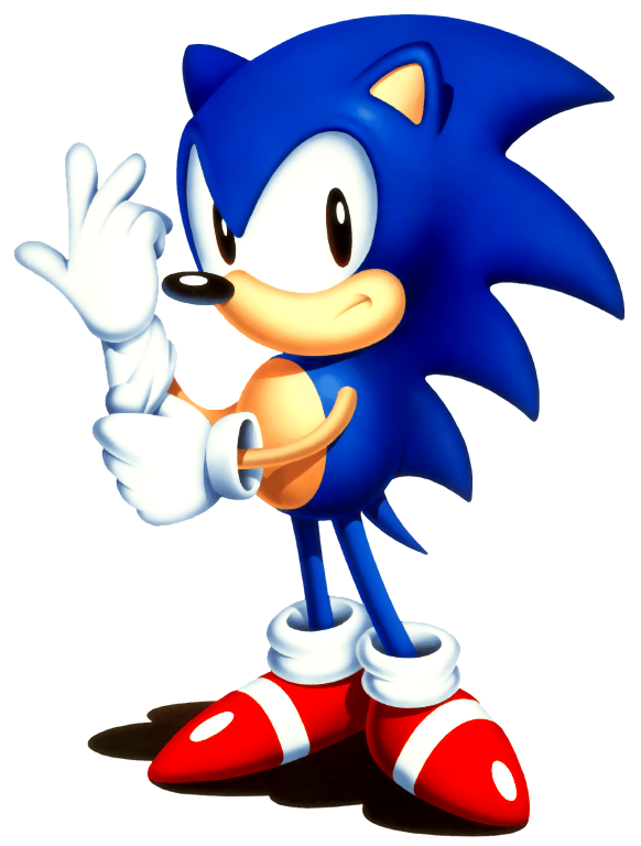 sonic cd png