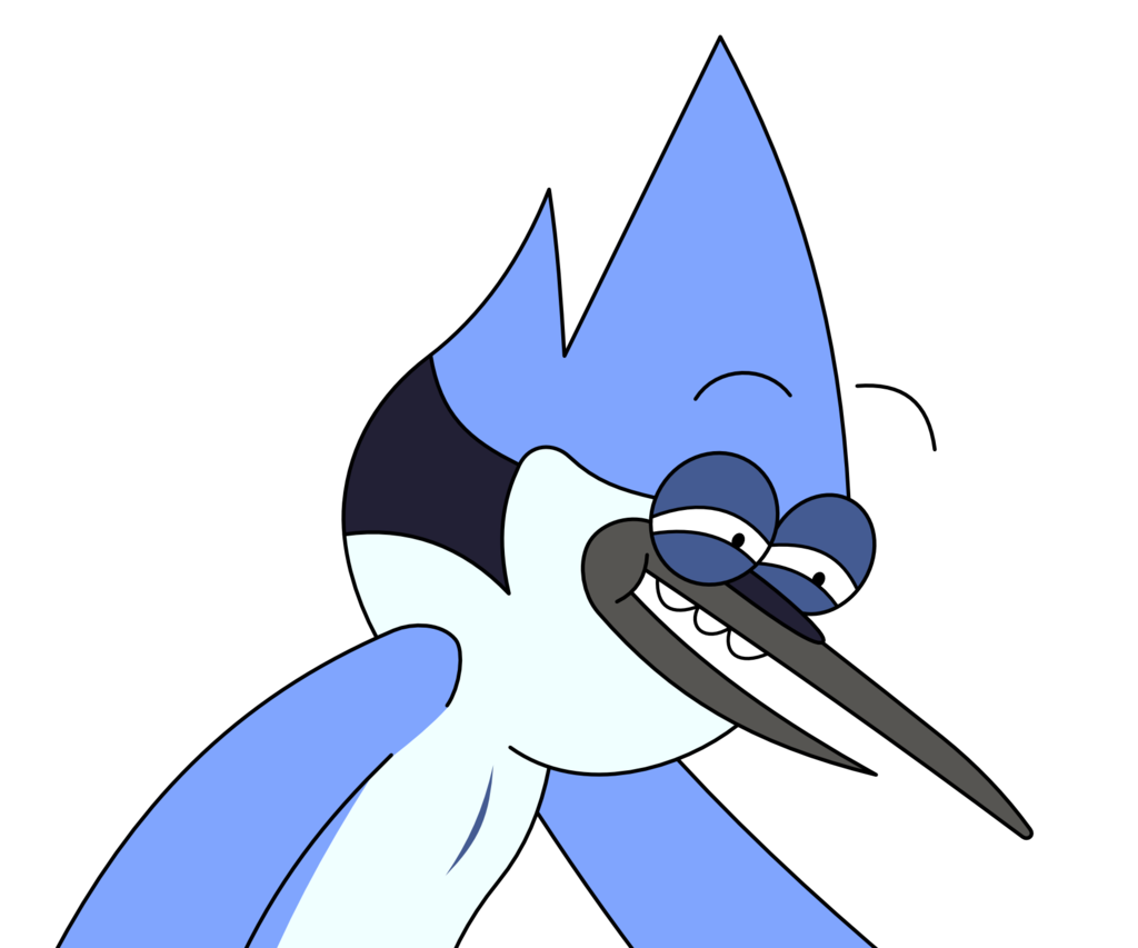 Sonic face png. Image mordecai r pe