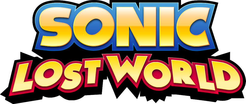 Sonic lost world logo png