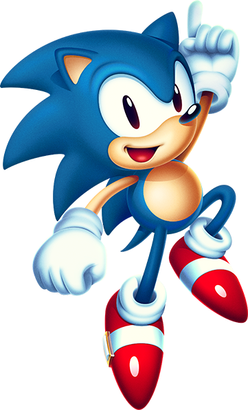 Sonic mania knuckles png. The soah review has