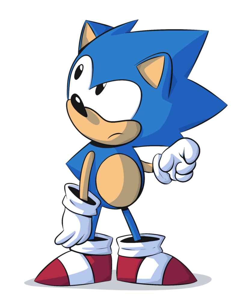 Sonic mania png. By piemationsart on deviantart