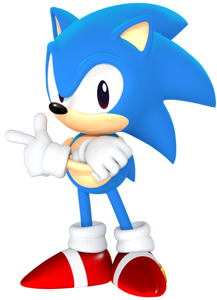 Sonic memes png. Classic from the mania