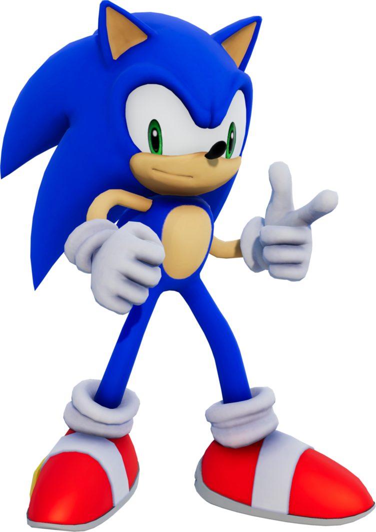 Sonic memes png. Prototype d modern down