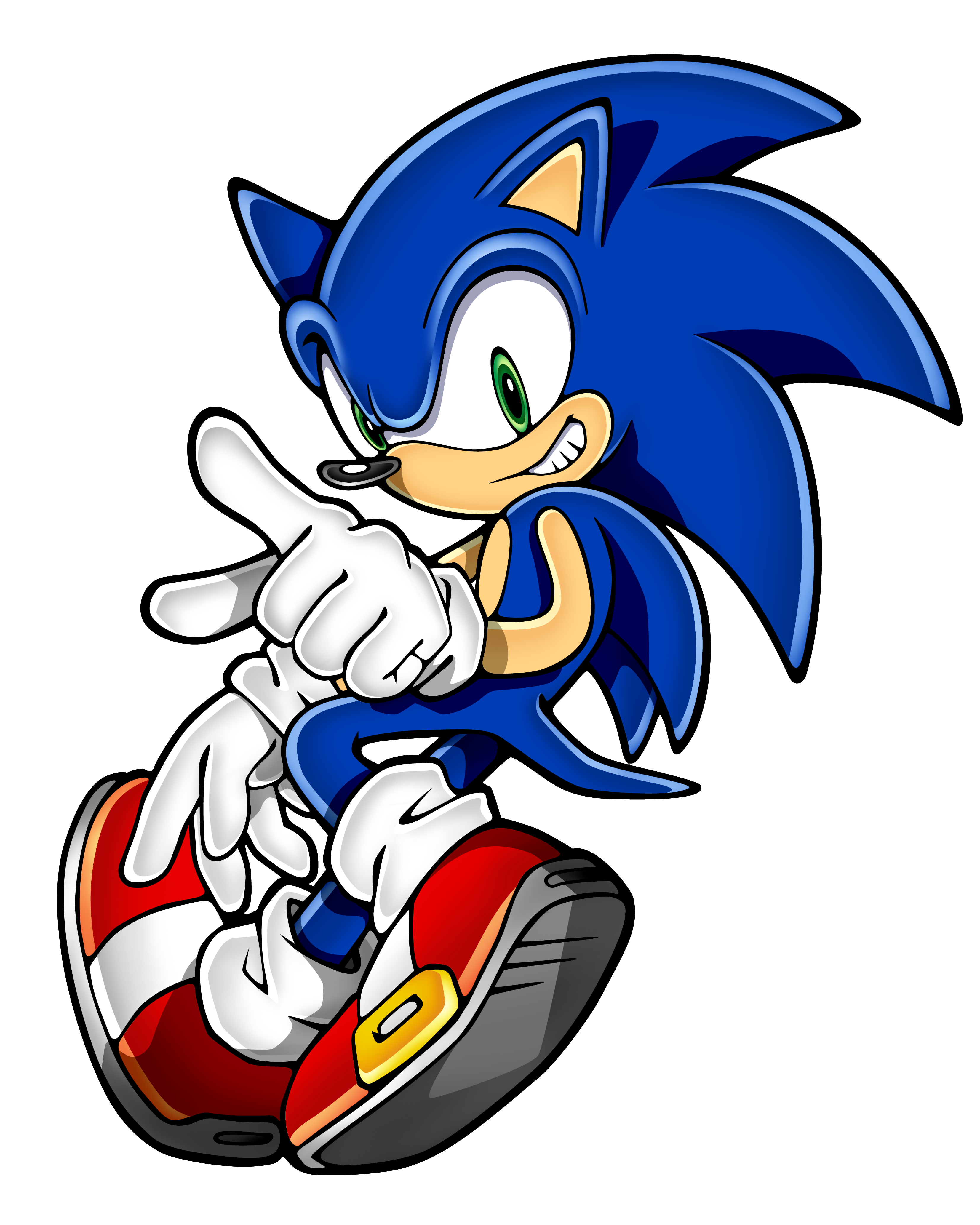 File retro. Sonic png download