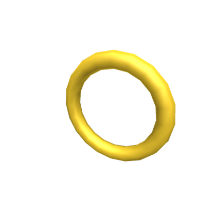 Sonic ring png. Roblox