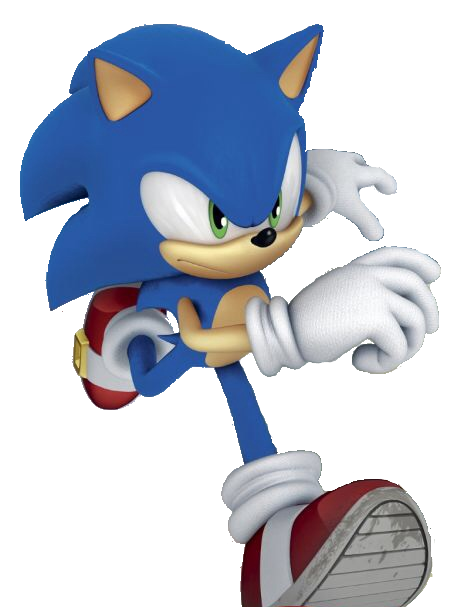 Sonic running png. Image news network fandom