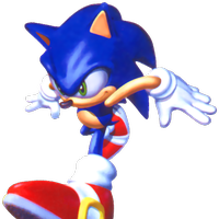Sonic running png. Images in collection page