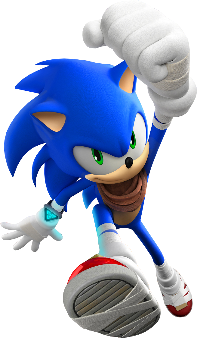 Sonic running png. Image boom jump news