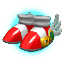 Sonic shoes png. Air boost news network