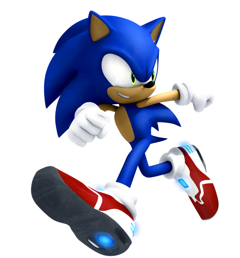 Sonic shoes png. Image running soap life