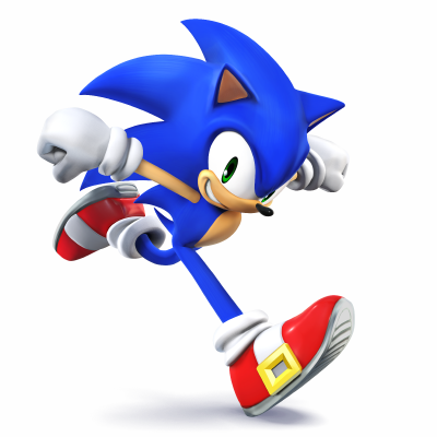 transparent chao sonic jump fever