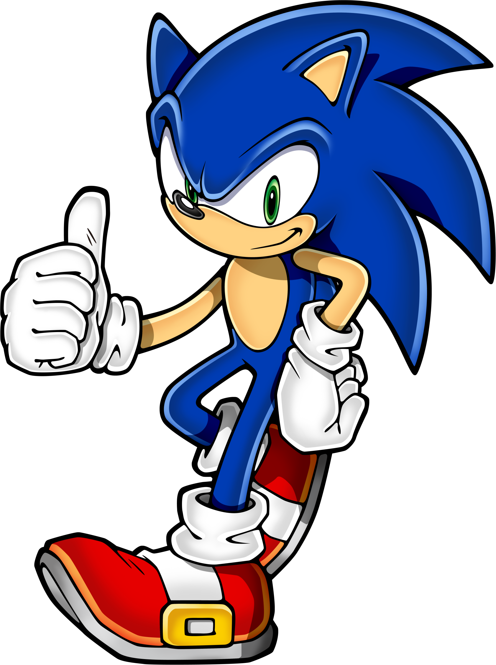 Sonic the hedgehog png. Image united organization toons