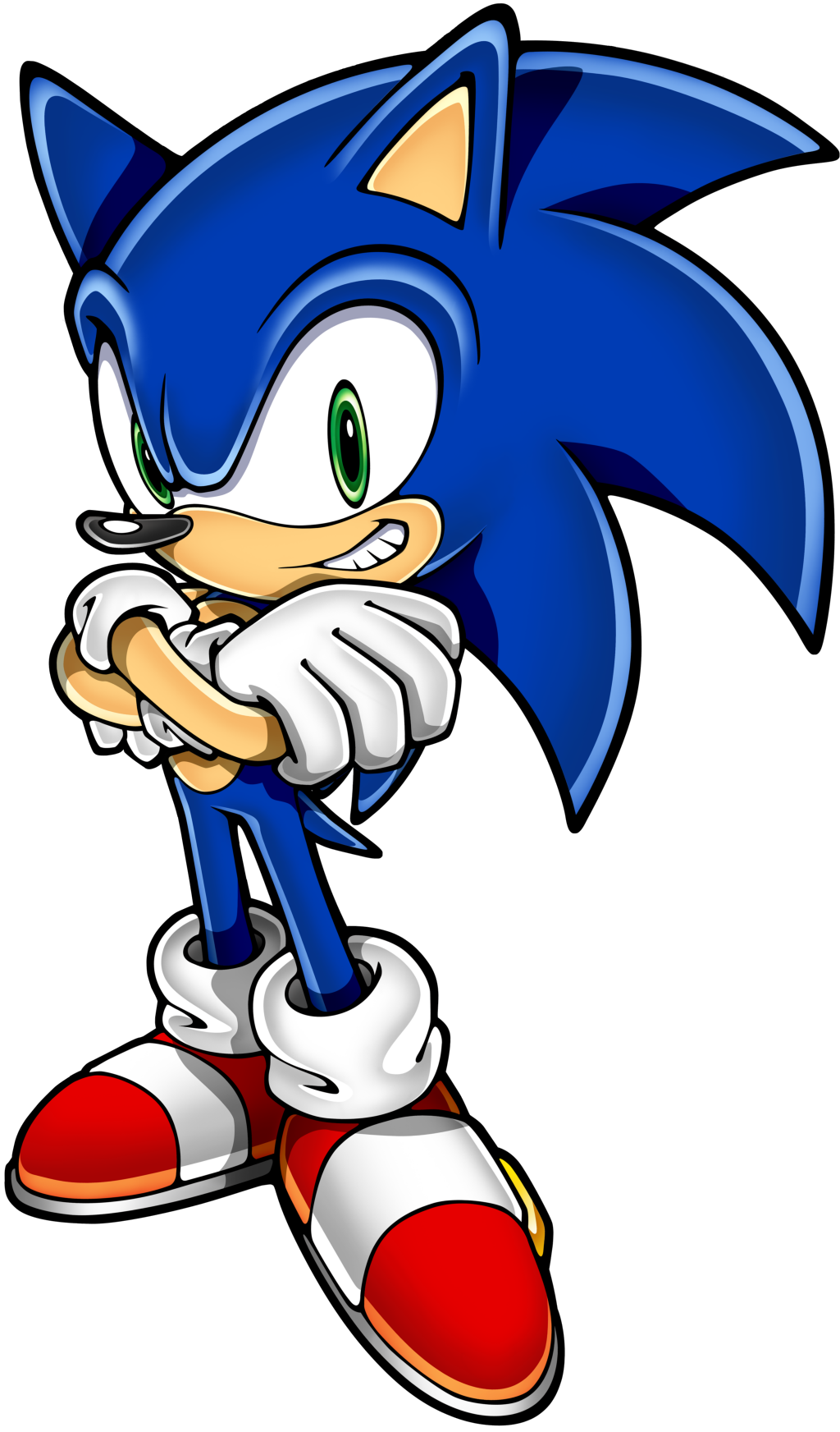 Sonic the hedgehog png. Image plants vs zombies