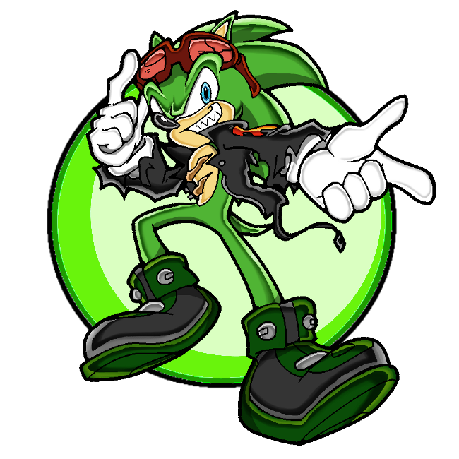 sonic zombies logo png