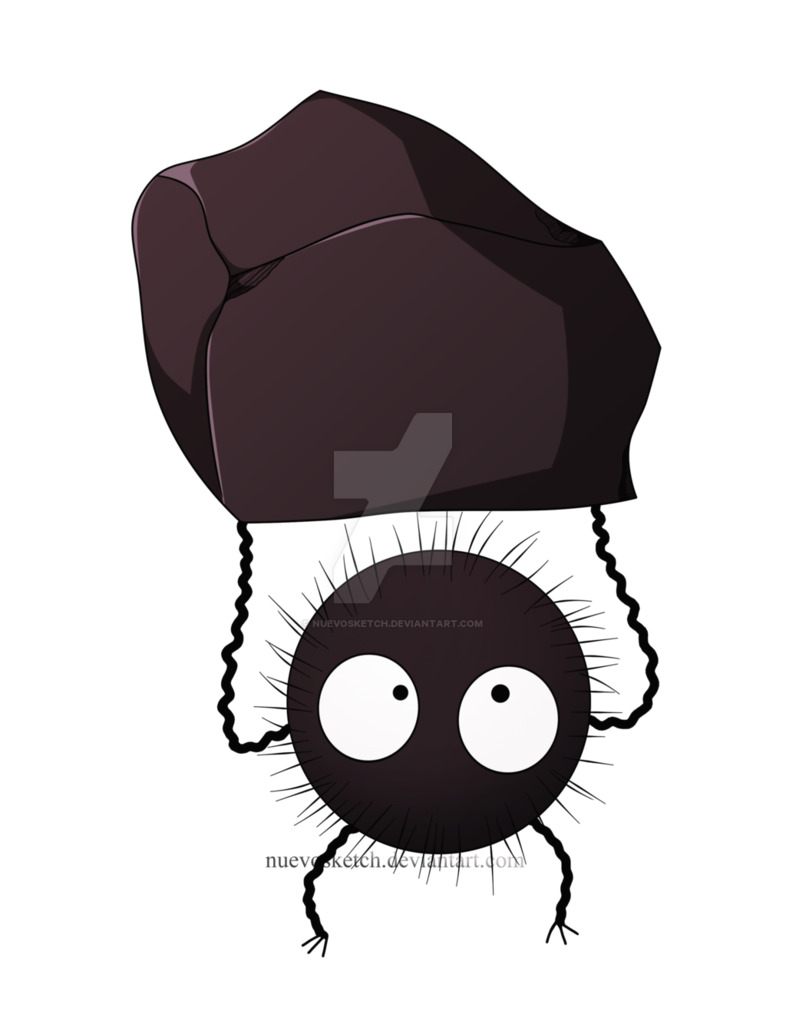 Soot sprite png. B day by nuevosketch