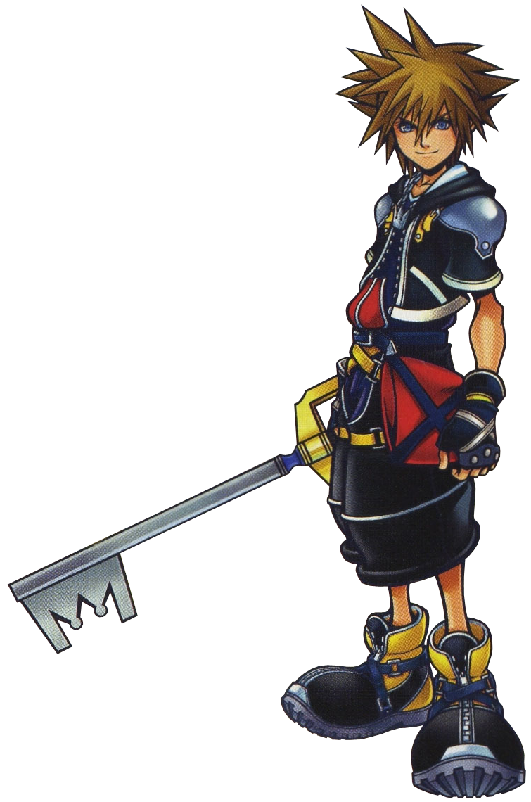 Sora donald and goofy png. Image the adventures of