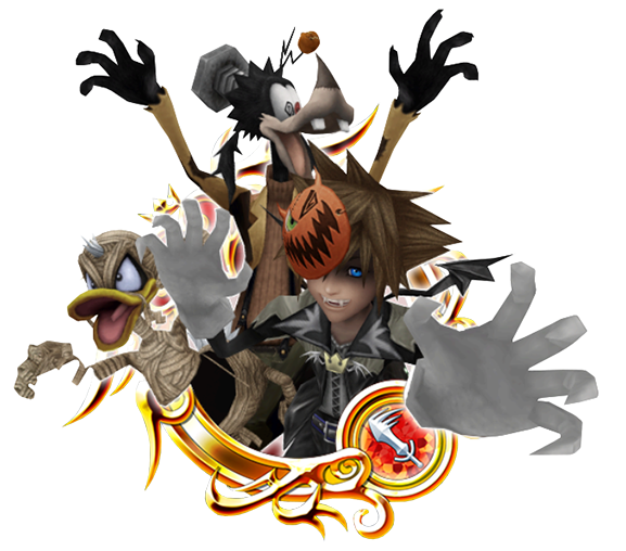 Sora donald and goofy png. C kingdom hearts unchained