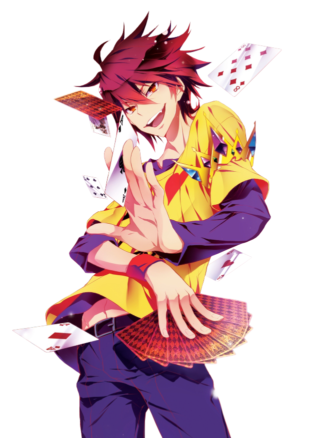 Sora no game no life png. Render by lraskie on