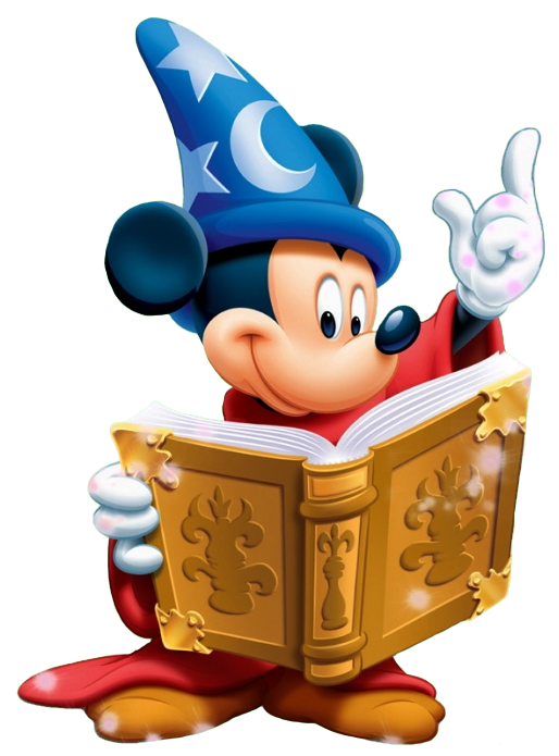 Sorcerer mickey png. Mouse the s apprentice