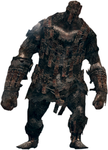 Soul transparent giant. Dark souls wiki fandom