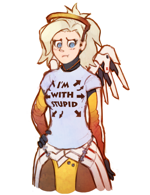 Soul transparent overwatch mercy. Patreon doodle of games