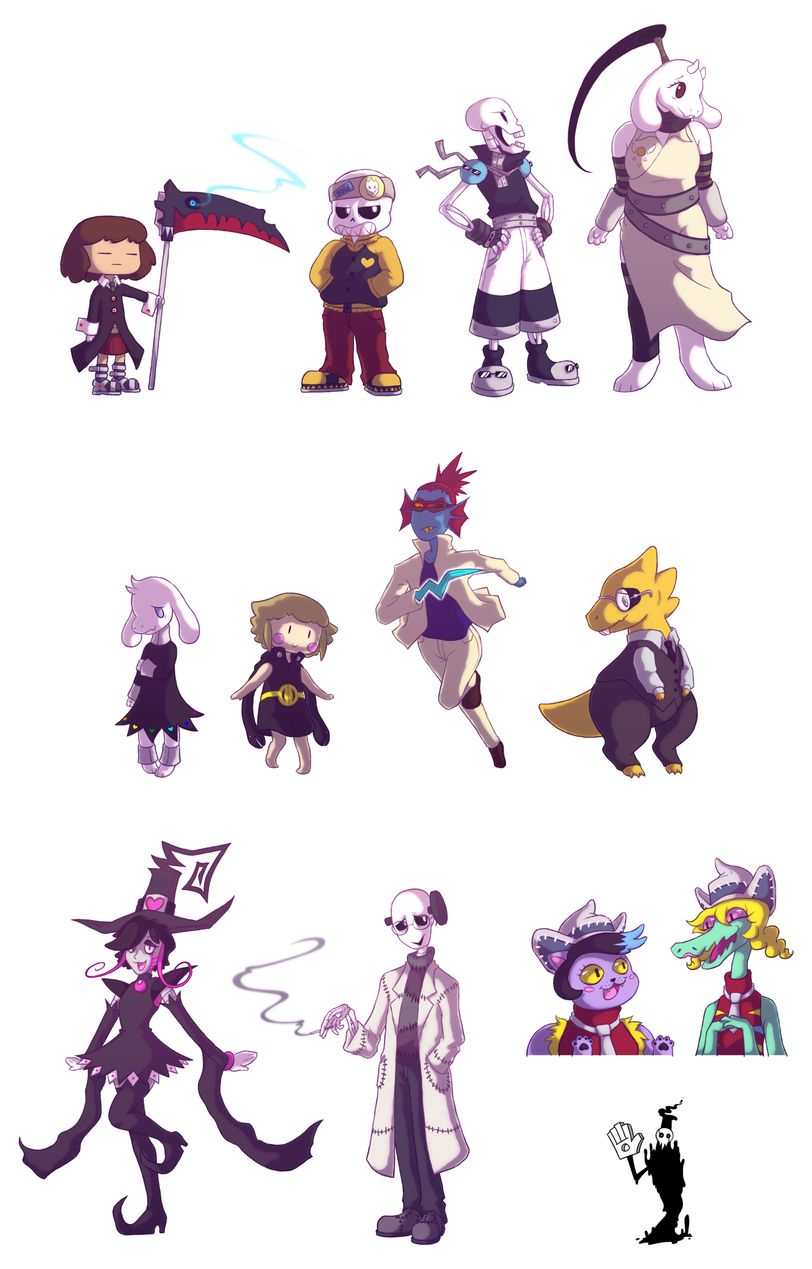 Soul undertale png. X eater by world