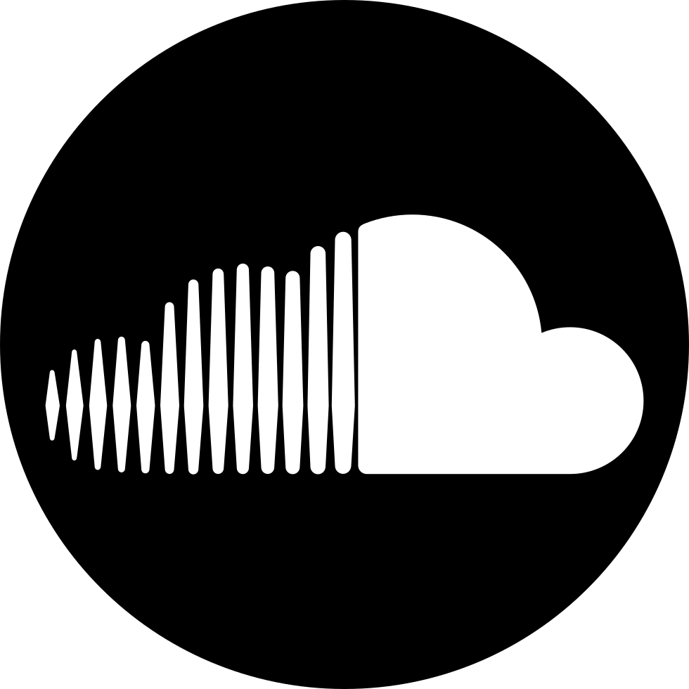 Soundcloud png icon. Logo svg free download
