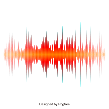 Soundwave png. Sound wave vectors psd