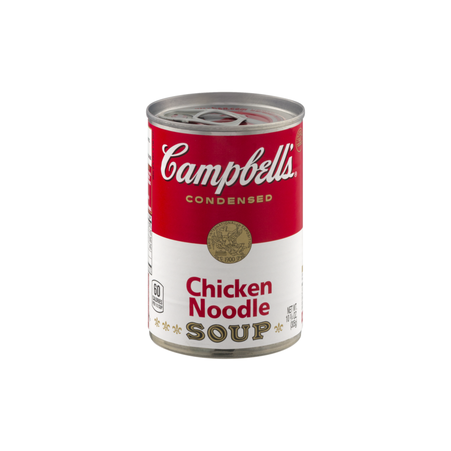 Campbell s chicken noodle. Soup can png svg black and white stock