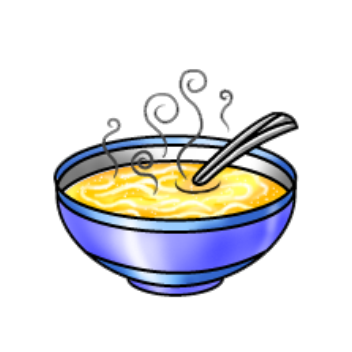 noodles clipart european food