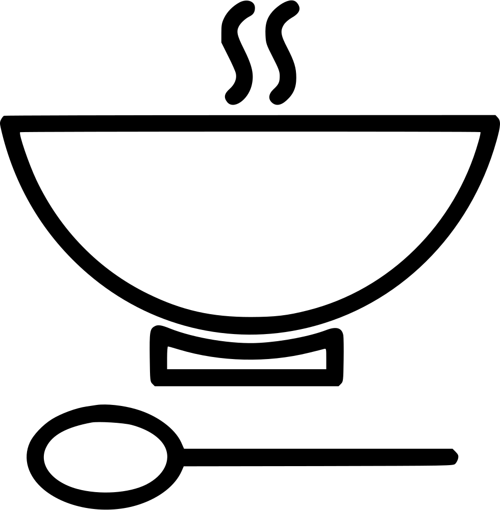 bowl with spoon png