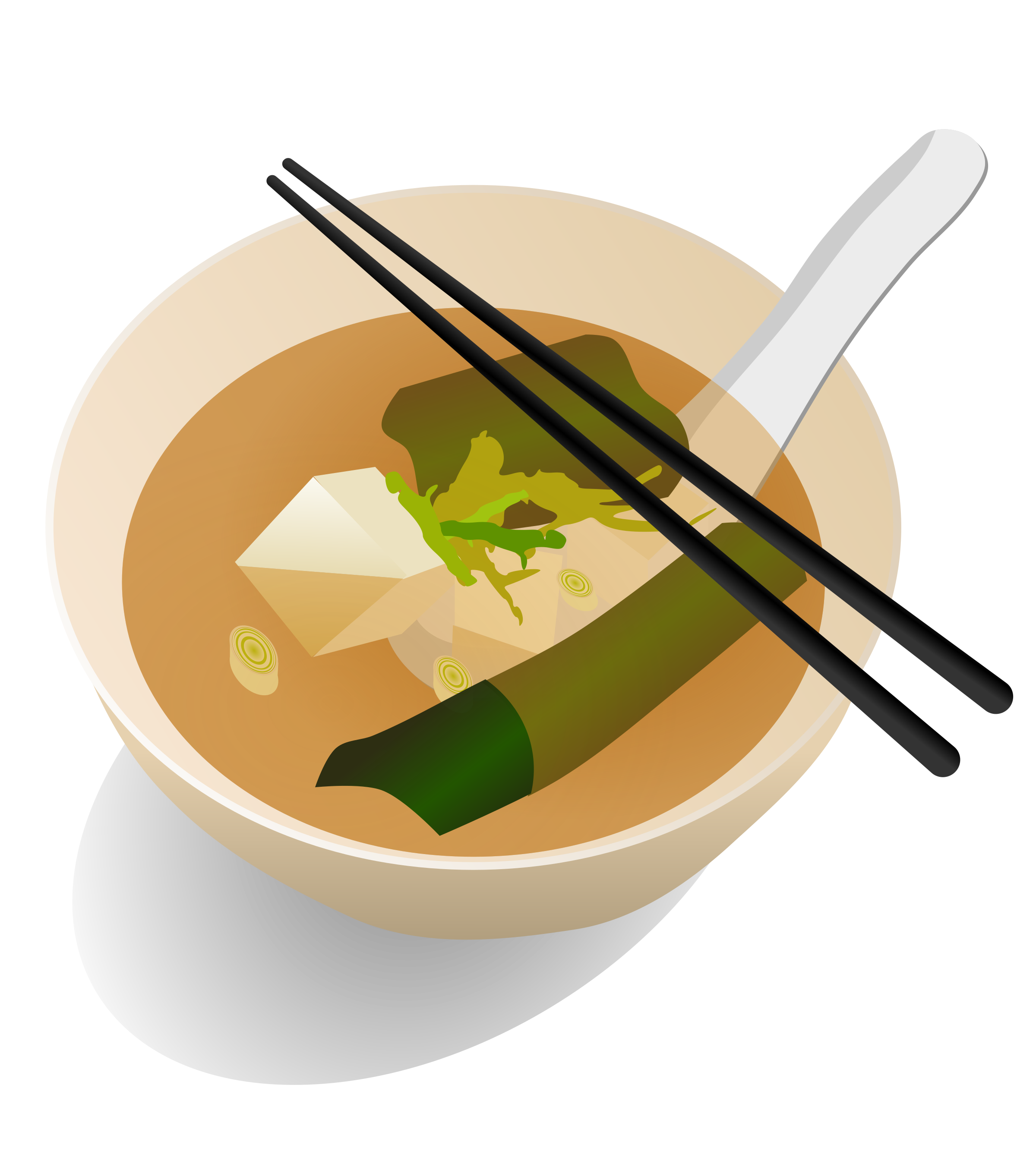 Bowl transparent soup. Clipart miso big image