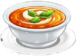 Image recipe classic tomato. Soup png graphic transparent