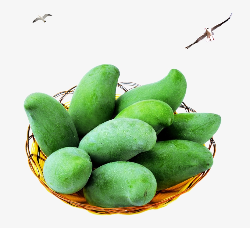 Sour mango. Green png images cliparts