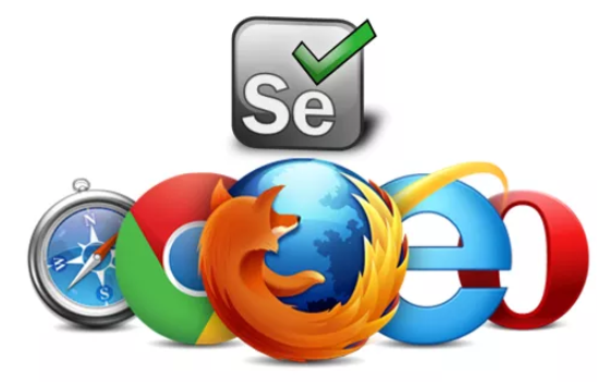 Source clipart manual process. Why to consider selenium