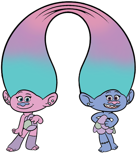 Movie clip art cartoon. Trolls clipart picture royalty free stock