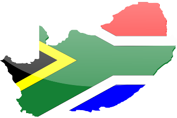South Africa. African visa requirements for