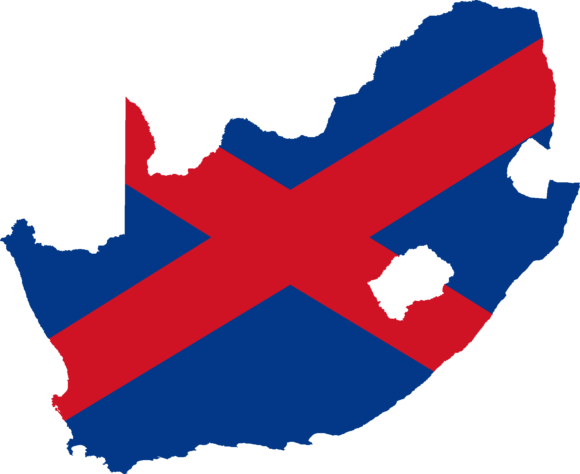 South africa map png. File flag of voortrekker