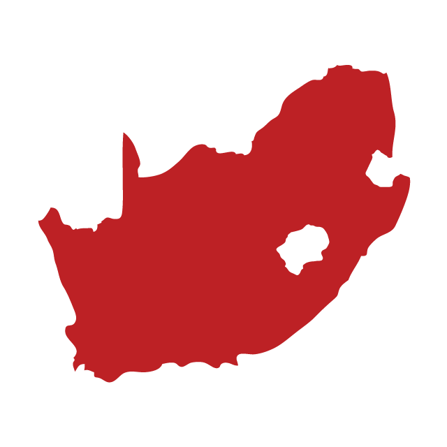 South africa map png. Afrobarometer