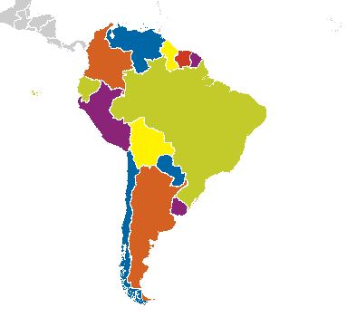 South america map png. Ethnologue