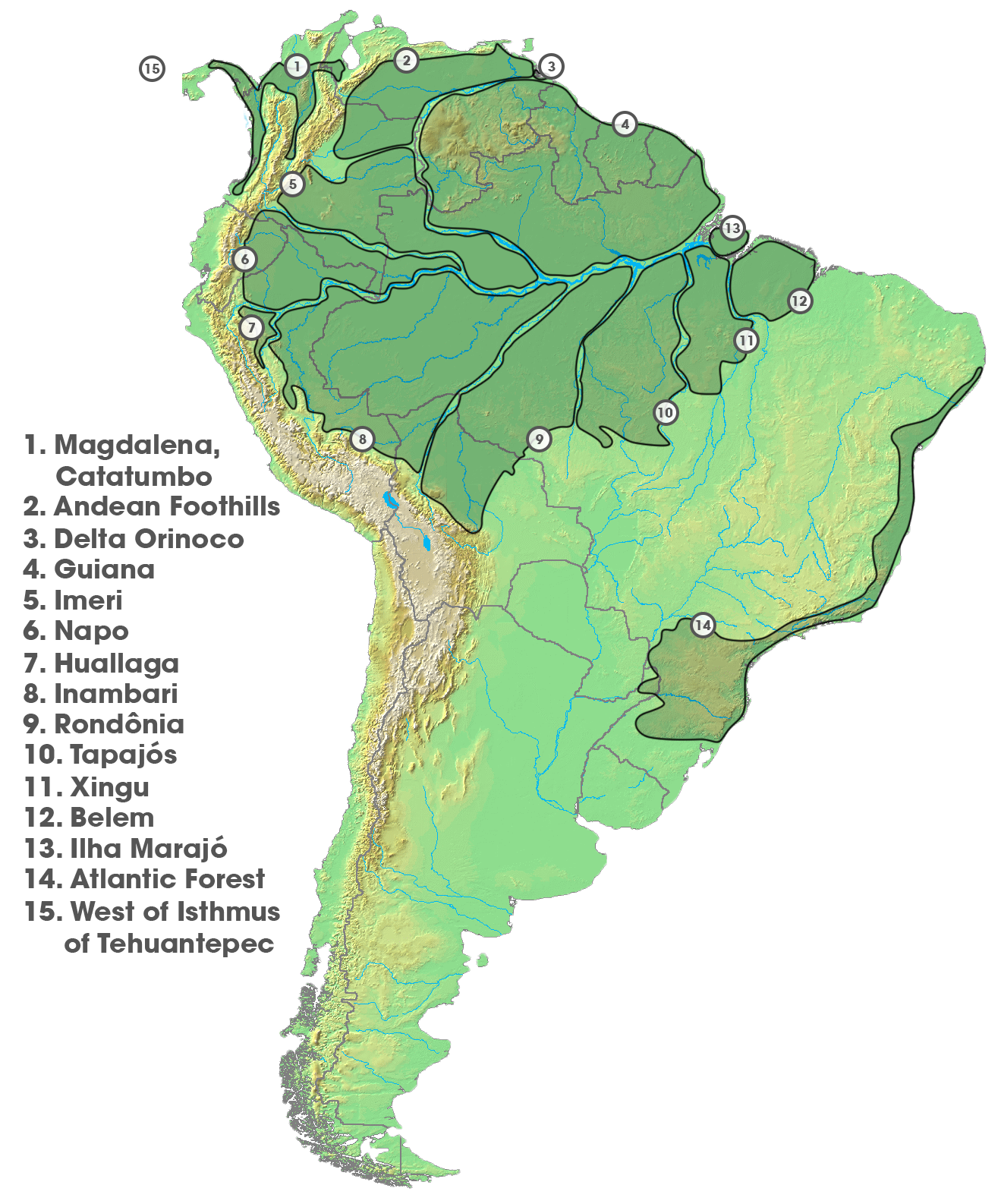 South america map png. File areas of endemism