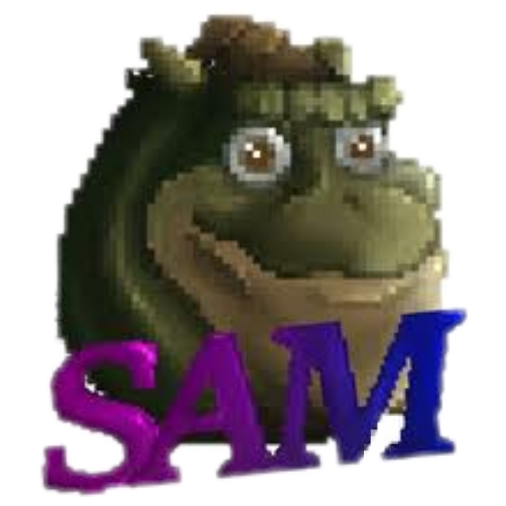 Sam sticker by screwedupboy. South america memes png clip library stock