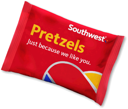 Southwest airlines heart png. First and second checked