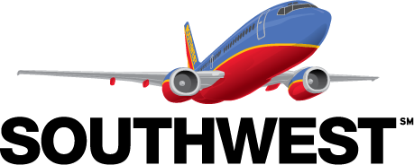 Southwest airlines heart png. The branding source flies
