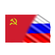 Soviet flag png. Russia and union women