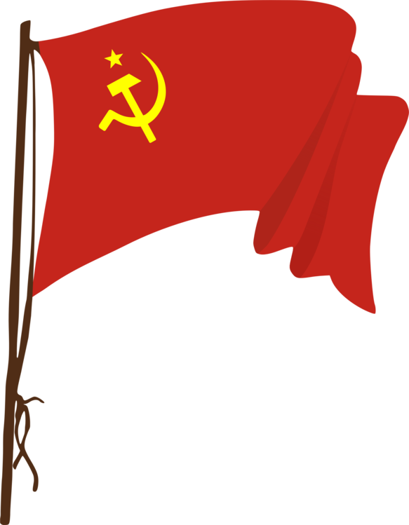 Russia drawing flag soviet. Of the union russian