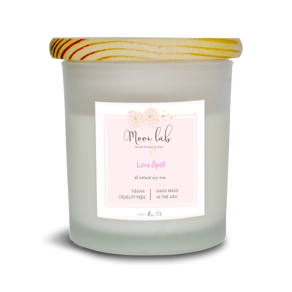 Soy candles png. Love spell candle mooi