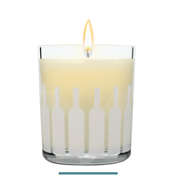 Fir balsam scented candle. Transparent candles png black and white