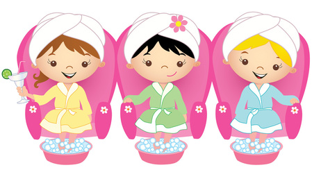 Spa clipart. Free party cliparts download