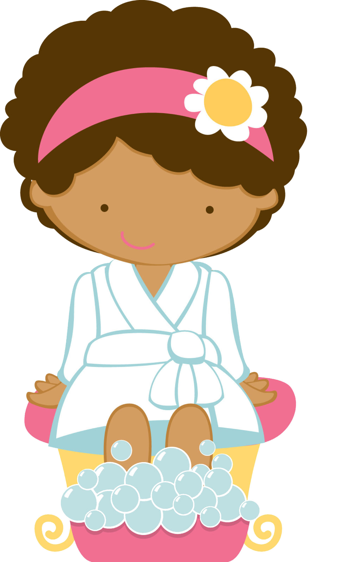 Spa clipart cartoon. Free cliparts download clip png free download